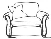 Vintage Ranch - Armchair