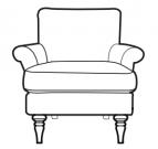 Jasmine - Chair