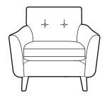Grace - Chair