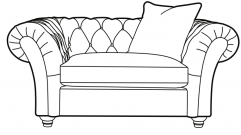 Hudson - Loveseat