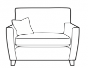 Morgan - loveseat