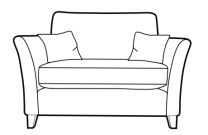 Lilly - loveseat