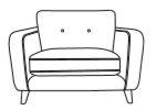 Hardy - Chair